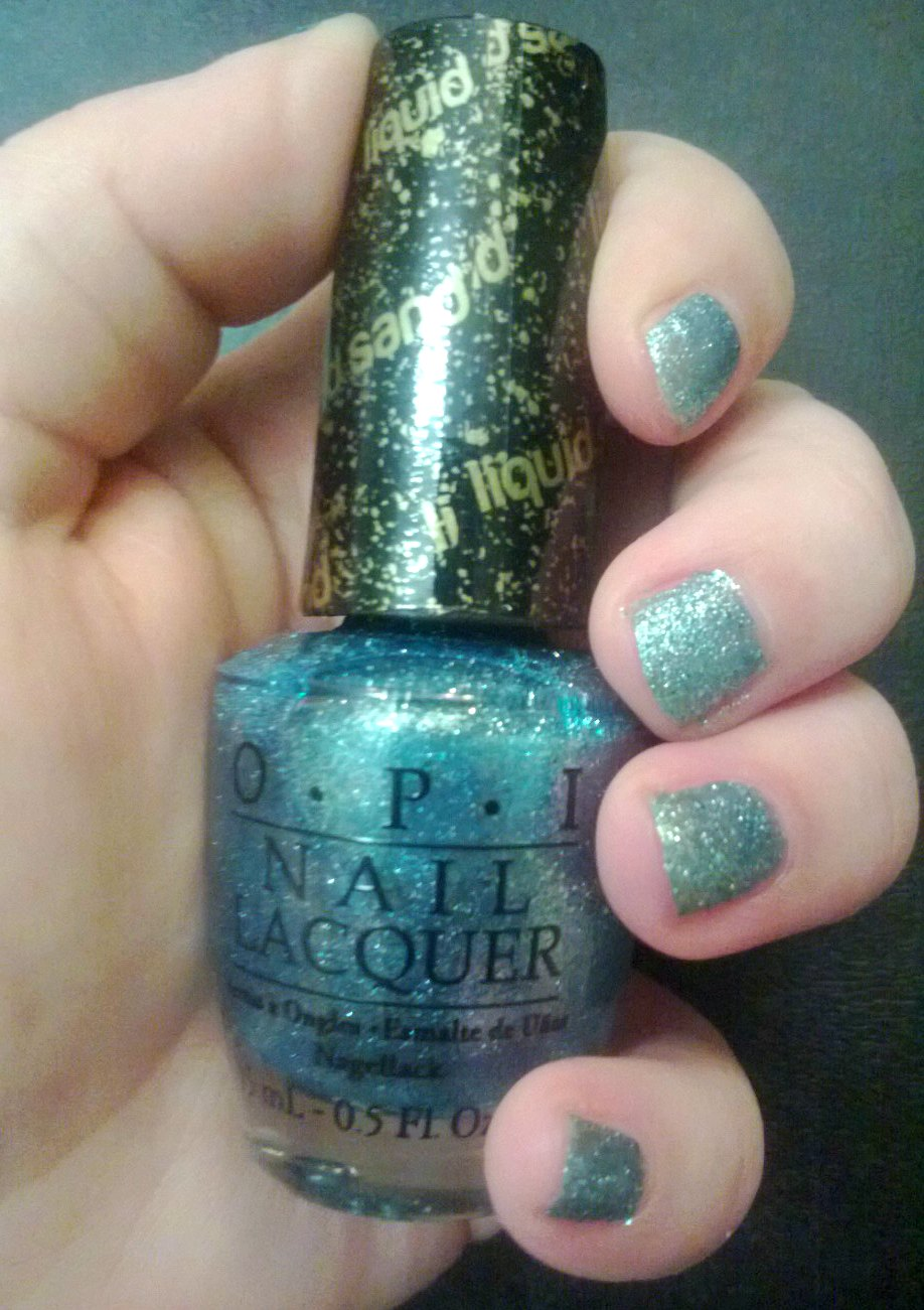 Tiffany Case by OPI on southeastbymidwest.com