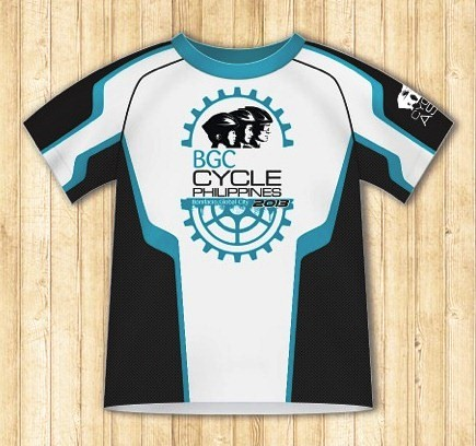 Community Ride Tee BGC_Cycle Philippines_FRONT