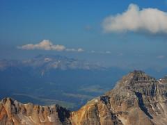 Dallas Peak from Mount Sneffels Summit