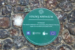 Photo of Green plaque № 8098
