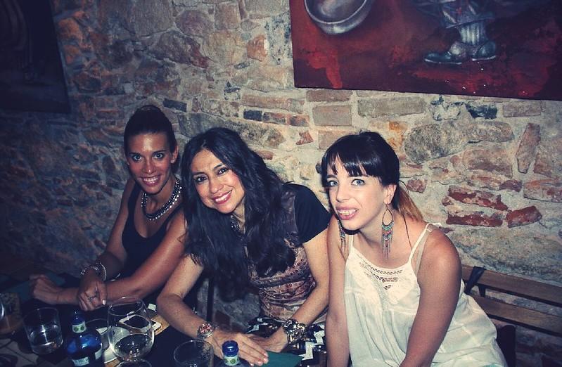 Cena Bloggers Barcelona III - Monicositas