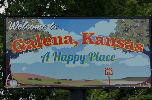 Galena, Kansas: A Happy Place
