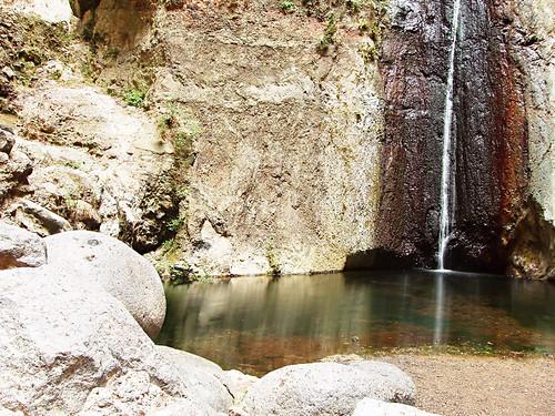 Barranco del Infierno Waterfall, Adeje, Tenerife