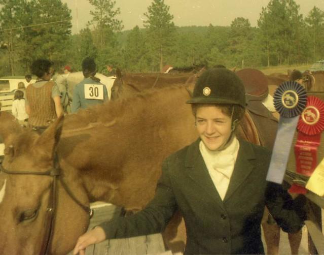 Horse Show, ca. 1970