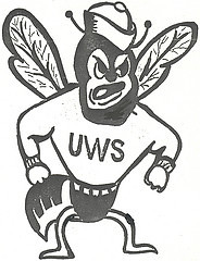 Buzz Yellowjacket 1980s. UW-Superior