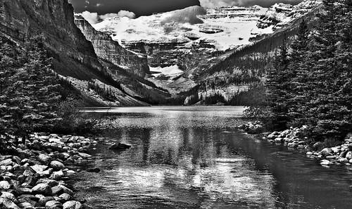 Lake Louise Landscape (Explore # 7 Front Page, August 9th 2013)
