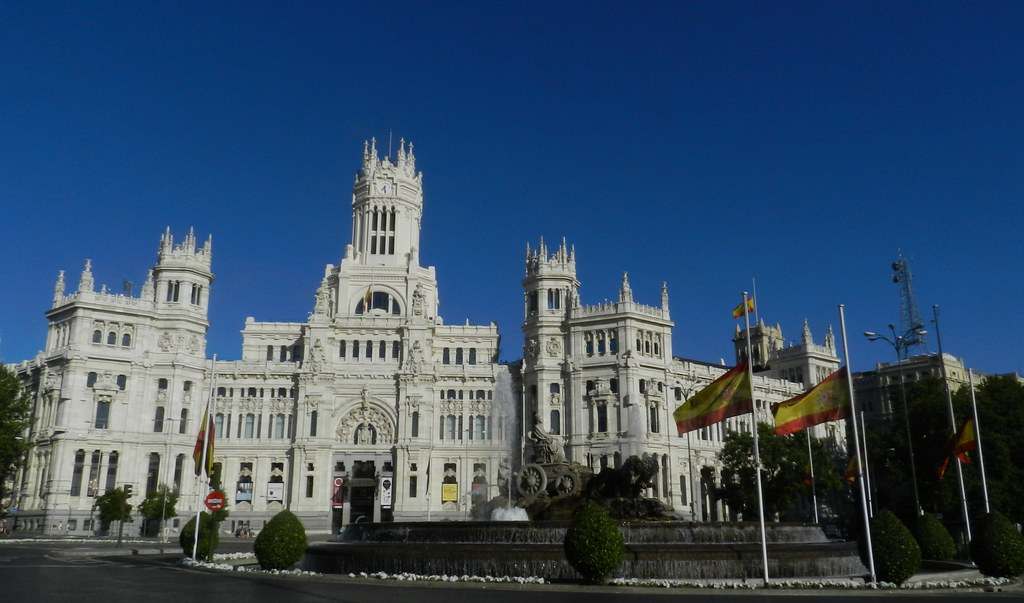 Madrid Palacio De Comunicaciones 02 Visita Micamara Es Mad