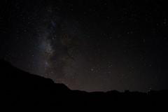 Milchstraße zwischen Skorpion und Schütze über Teneriffa
