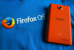 Firefox OS (Phone + T-Shirt)