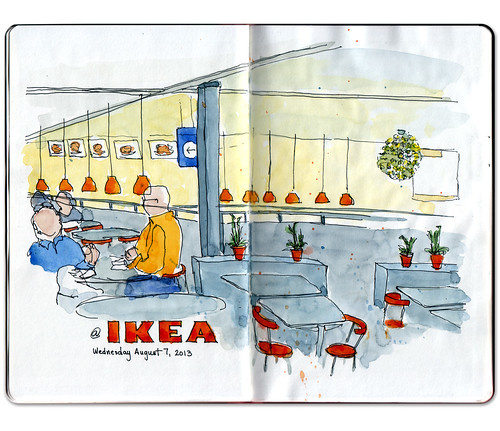 Ikea by Jennifer Appel