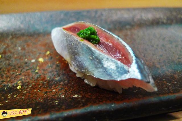 Sushi Sho - Tokyo - Hachimoro samma