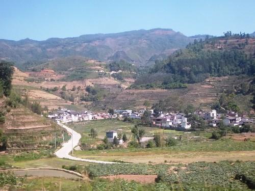 Yunnan13-Kunming-Yuanyang-Route (147)