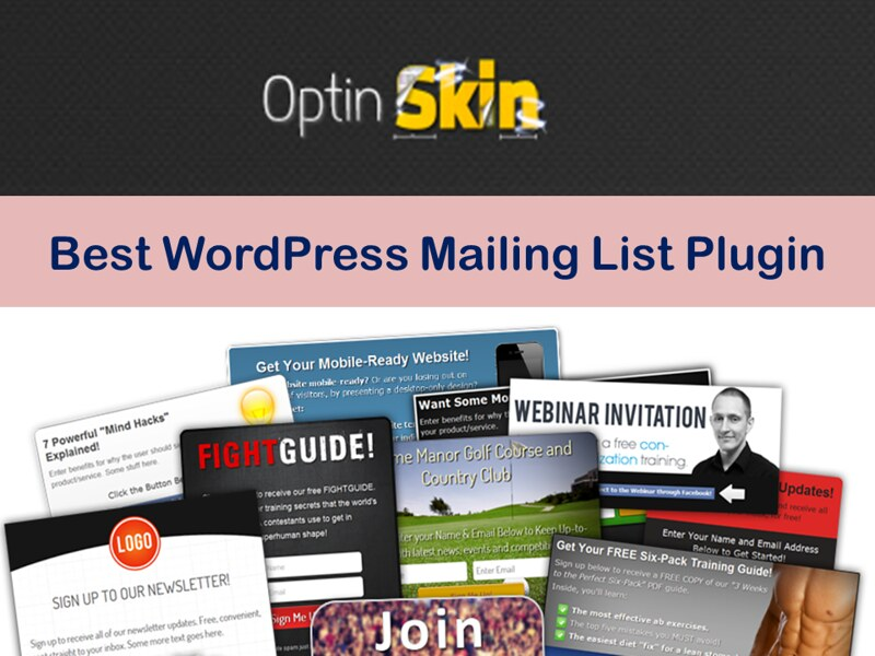 Best WordPress Mailing List Plugin