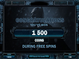 The Dark Knight Rises Free Spins Batman Mode Prize