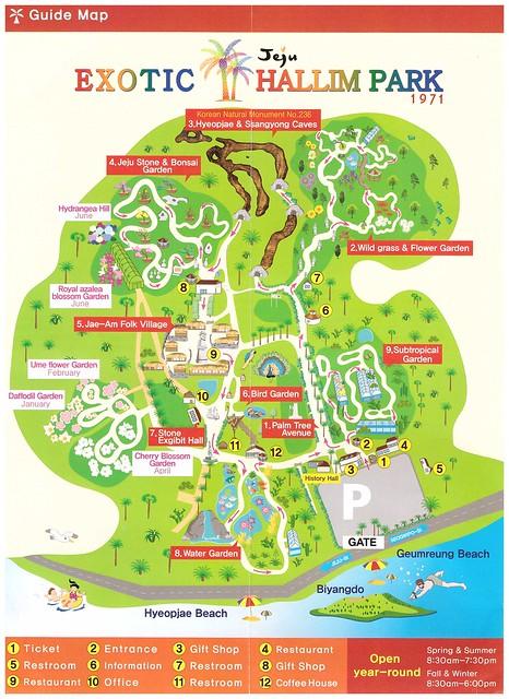 Hallim Park - Jeju Island 5