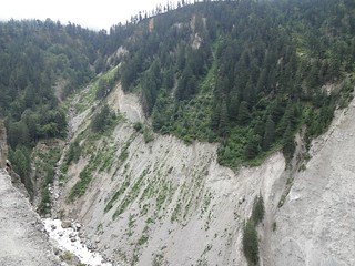 Sangla Valley bore the brunt of massive landslides due to the sudden downpour in June.