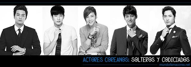 actores coreanos solteros y codiciados