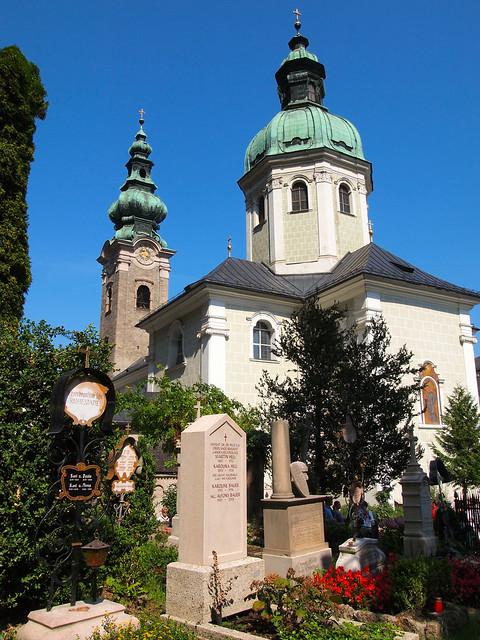 St. Peter's Abbey Salzburg