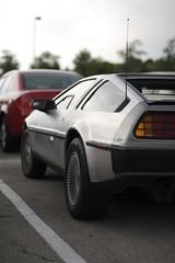 race car, automobile, vehicle, performance car, automotive design, delorean dmc-12, land vehicle, coupã©, supercar, sports car,