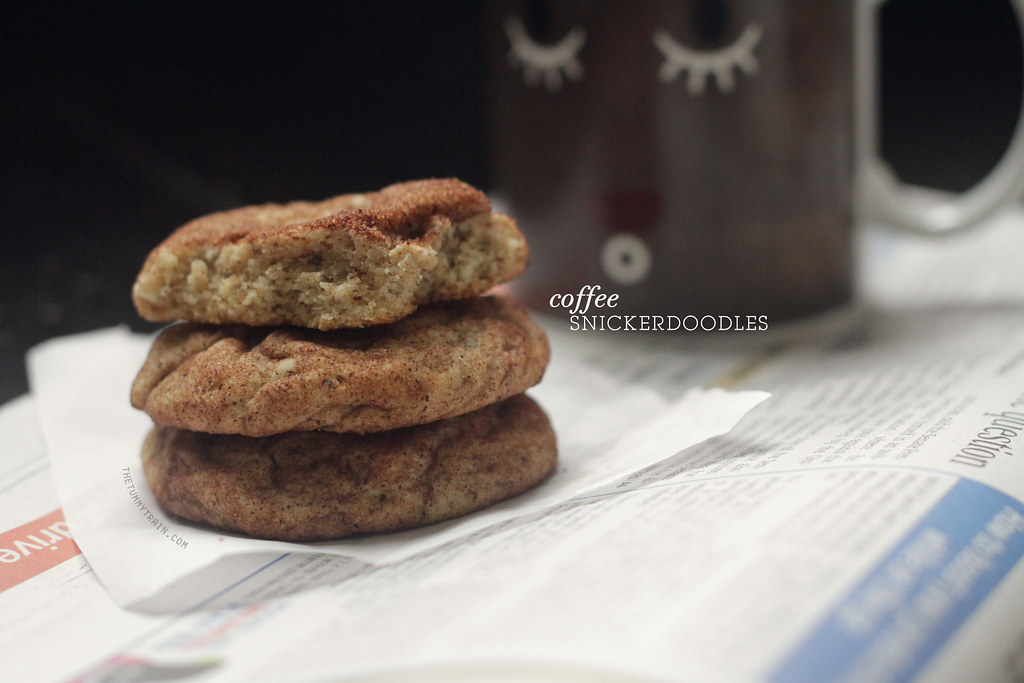 10028559113 84b58f92df b - Belated National Coffee Day Snickerdoodles