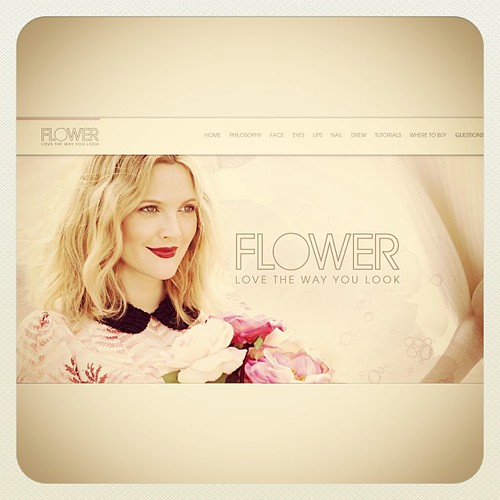 Drew Barrymore Created This  Amazing Beauty Line FLOWER @flowerbeauty on the Blog  www.therabbitandtherobin.co.za {follow me @robindeel on Instagram} Official @rabbitandrobin  #beauty #drewbarrymore #drew #flowerbeauty #flower #makeup