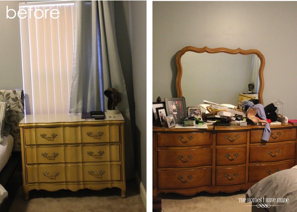 Modernizing Old Furniture-002