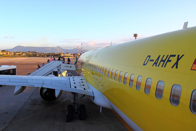 TUIfly - B738 - D-AHFX