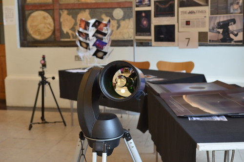 One of our display telescopes