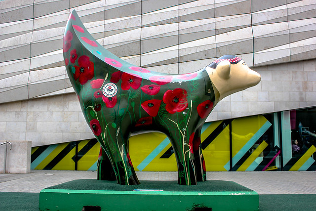 Superlambananas de Liverpool