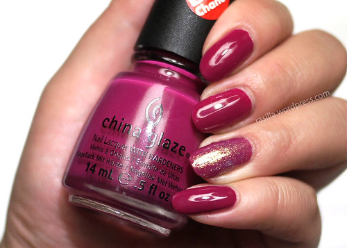 China Glaze Designer Satin