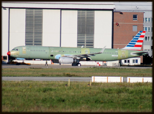 A321 American