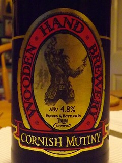 Wooden Hand, Cornish Mutiny, England