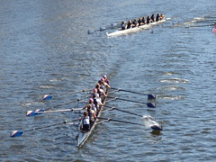 Head of the Charles regatta