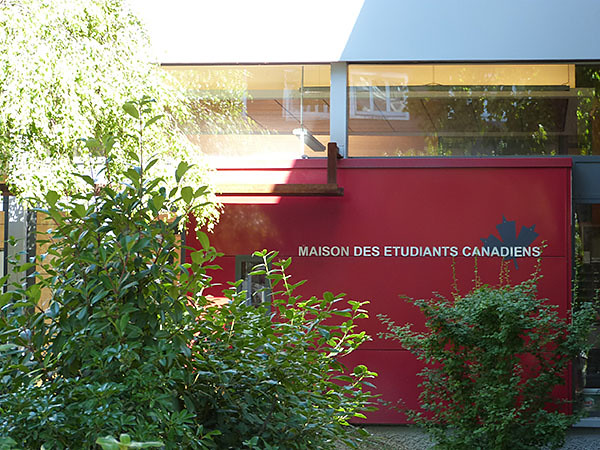maison des étudiants canadiens