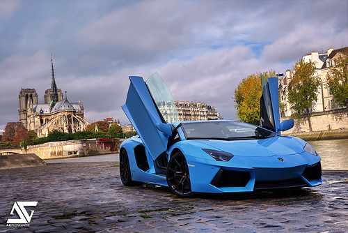 Baby Blue by A.G. Photographe