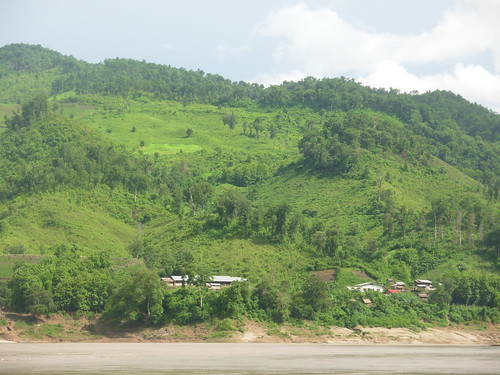 Luang Prabang-Pakbeng-Bateau (67)