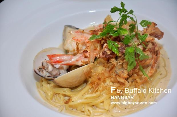 F by Buffalo Kitchen 13