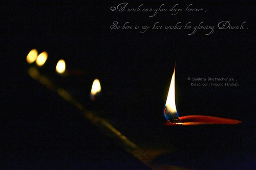 Light a lamp of love