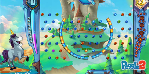 Peggle 2: Windy's Master Pack DLC out today, April 22