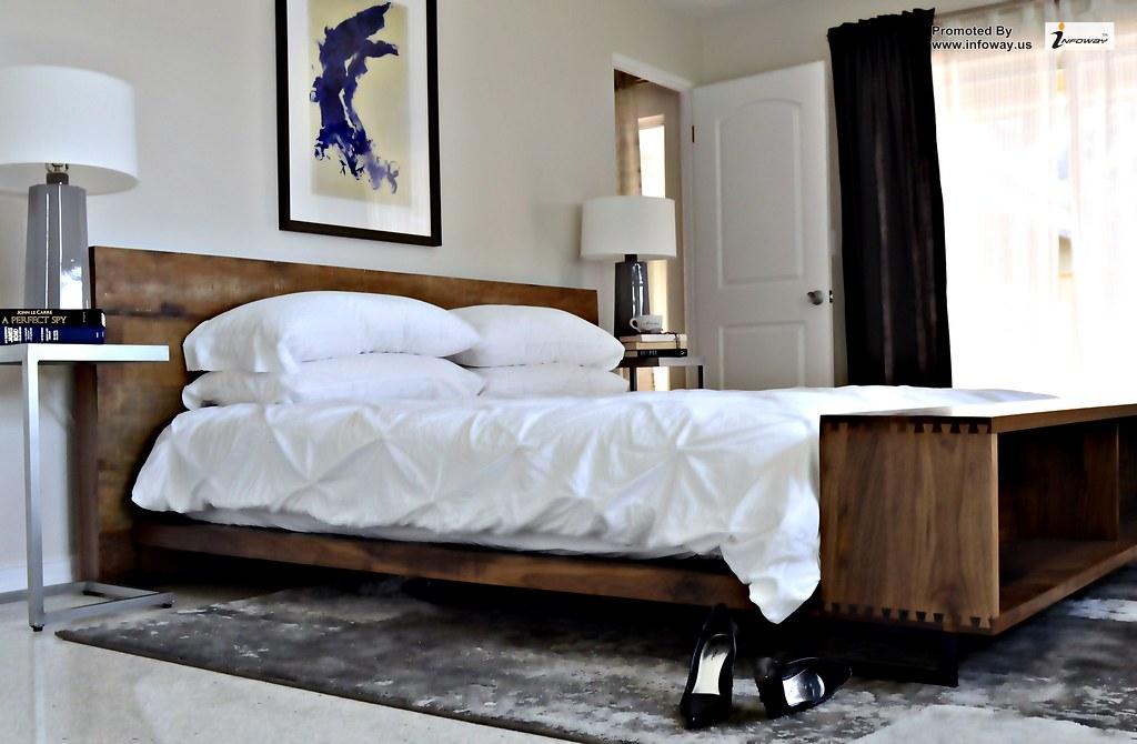 Master bedroom interior gn