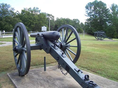Britton's Lane Battlefield