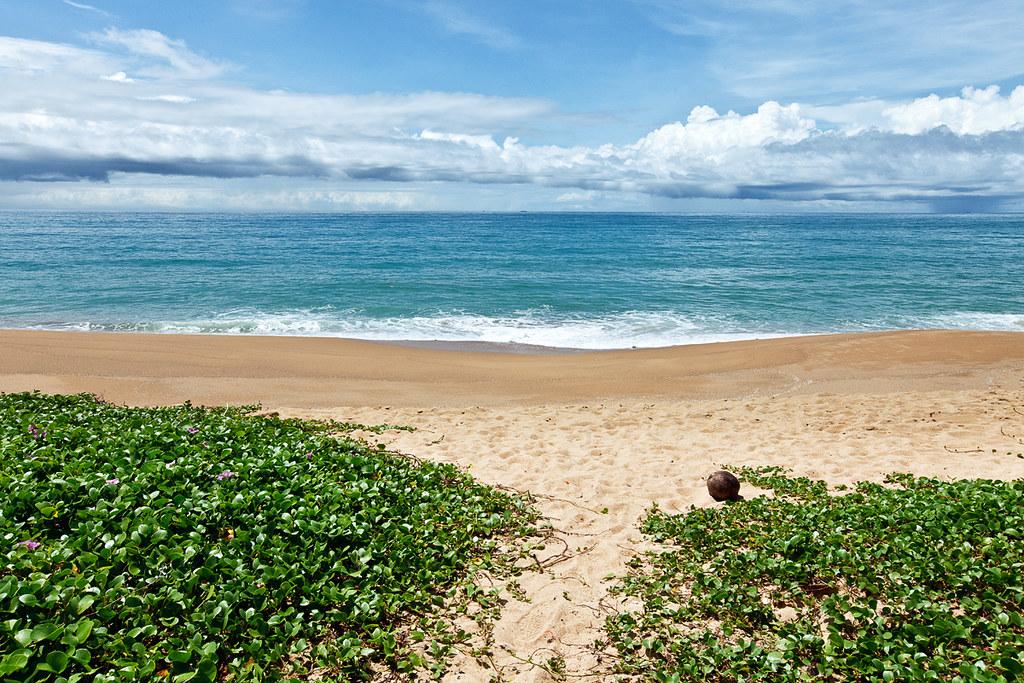 Thailand, Phuket, Mai Kao Beach