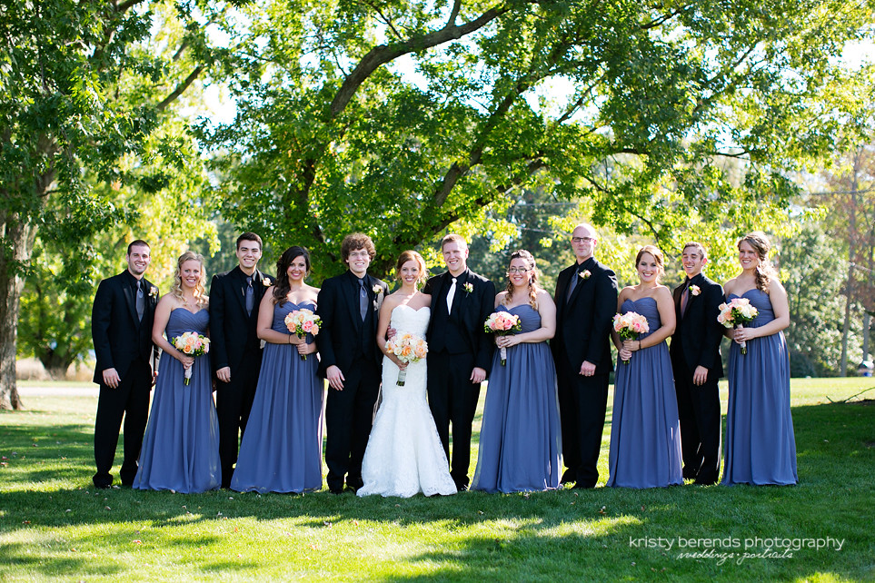 28 Holland Bridal party