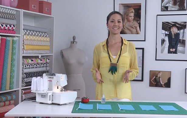 5 Ways to Finish a Serged Seam