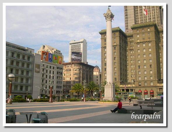 【舊金山】聯合廣場