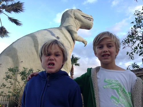 cabazon dinosaurs!