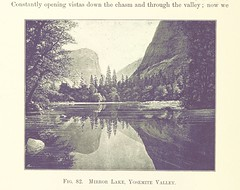 """Image taken from page 144 of 'The Yosemite, Alaska, and the Yellowstone ... Reprinted from """"Engineering."""" [With a preface by J. Dredge, and with illustrations.]'"""