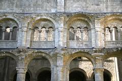 Romanesque Jumièges Abbey