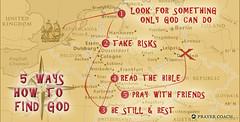 5 Ways to Find God