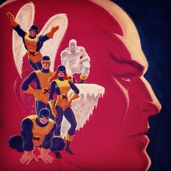 X-Men Gallery, today at www.LongboxGraveyard.com. #comicbooks